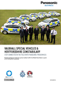 Vauxhall Special Vehicles And Hertfordshire Constabulary